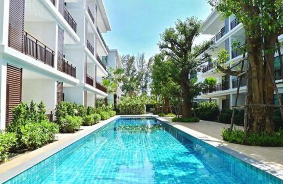 1-спальные апартаменты, Раваи